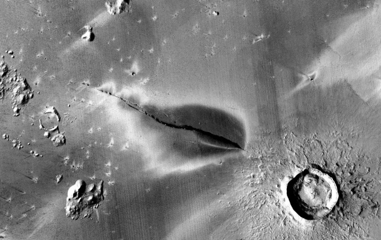 Life on Mars? Volcanic Activity Indicates The Red Planet Was Recently Habitable