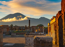 Pompeii and the Eruption of Mount Vesuvius: A Timeline