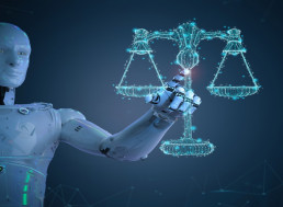 Can AI Be More Efficient Than People in the Judicial System?