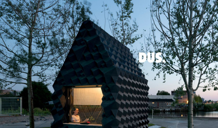3d printed houses dus