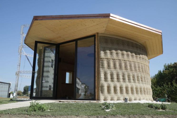 3d printed houses Gaia