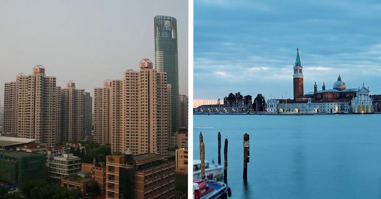 7 Sinking Cities Around the World