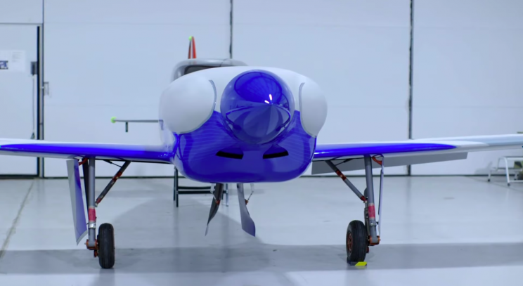 Rolls-Royce Aims to Break the Speed Record with Its New Electric Plane