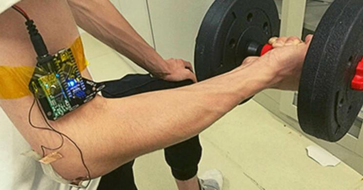Super-Stretchy Strain Sensor Could Upgrade Human Motion Detection