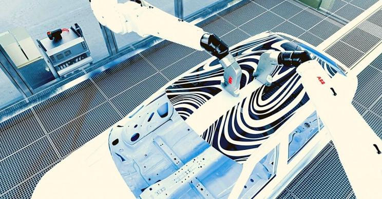 ABB推出具有多行业数字机器人自动化套件的下一代机器人