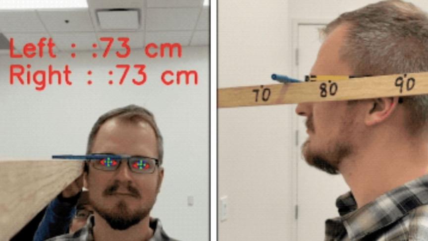 Google AI's Iris Software Tracks Eye Movement and Distance