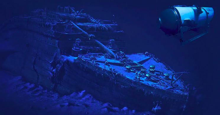 Titanic 2021