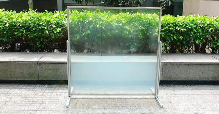 NTU Singapore Scientists Develop Energy-Saving 'Liquid Window'