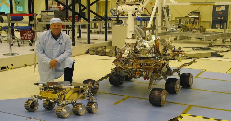 NASA Engineer Explains What It's Like to Drive the Mars Rover