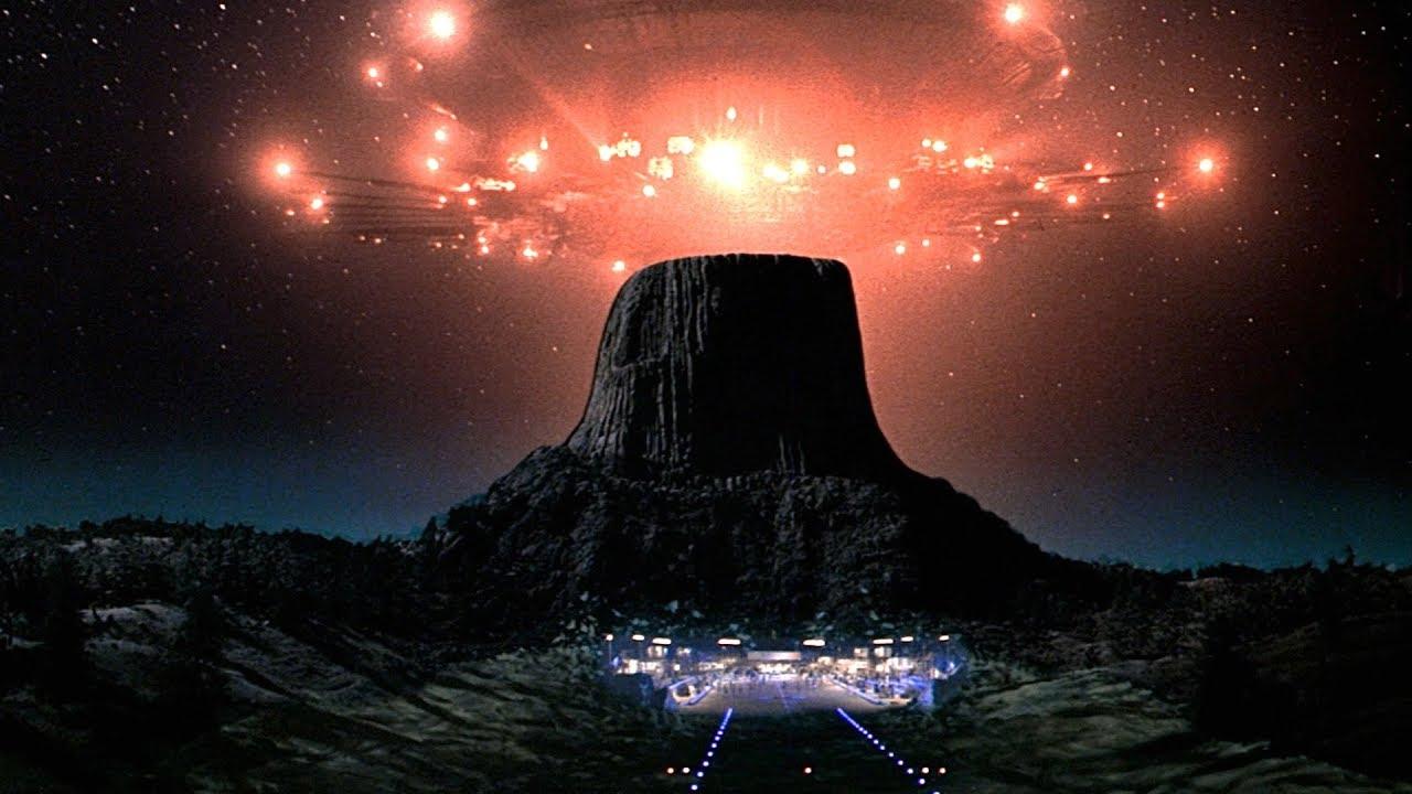 sci fi movies close encounters
