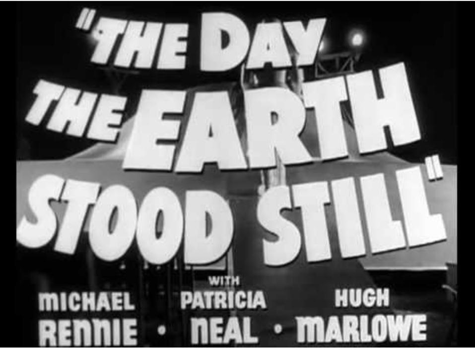 sci-fi films day the earth stood still