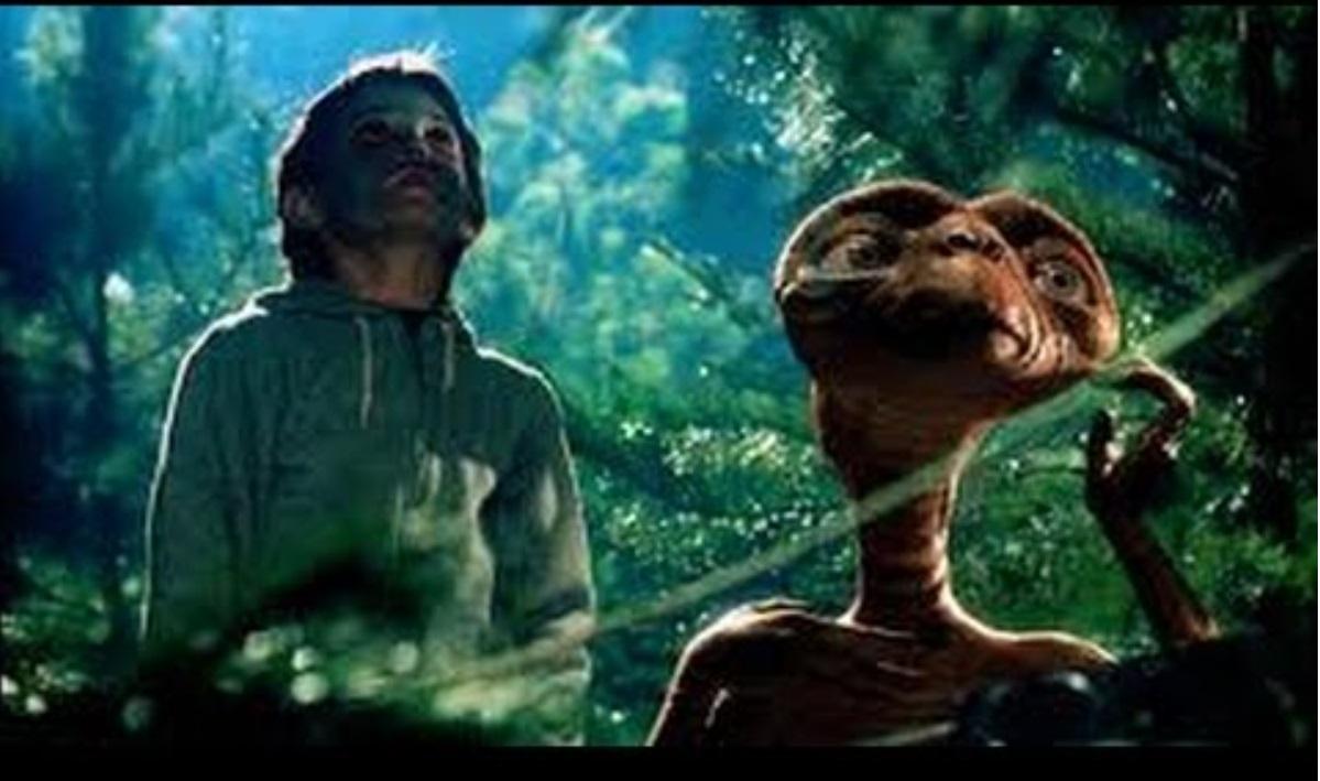 sci-fi films ET