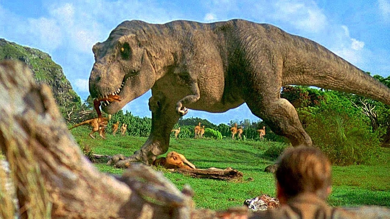 sci-fi films Jurassic Park