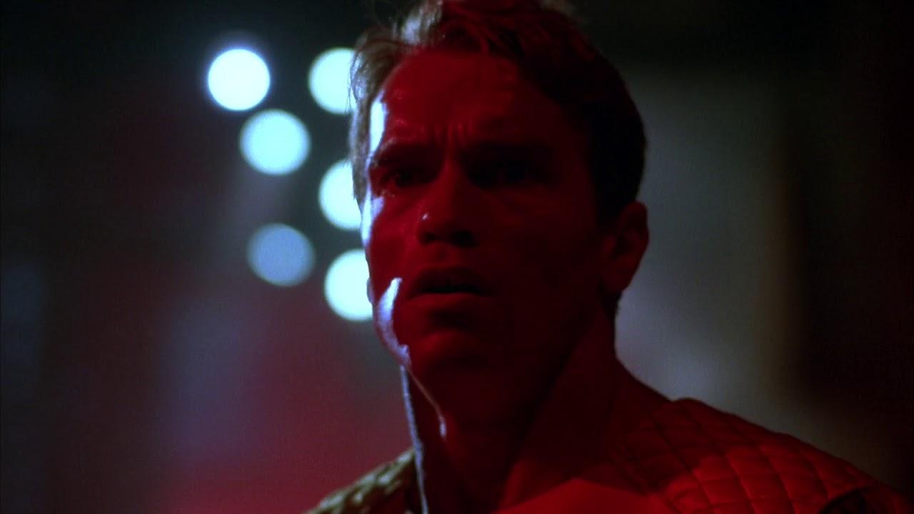 sci-fi films running man
