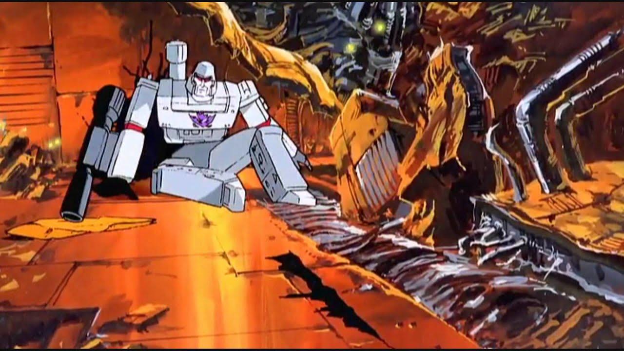 sci fi films transformers
