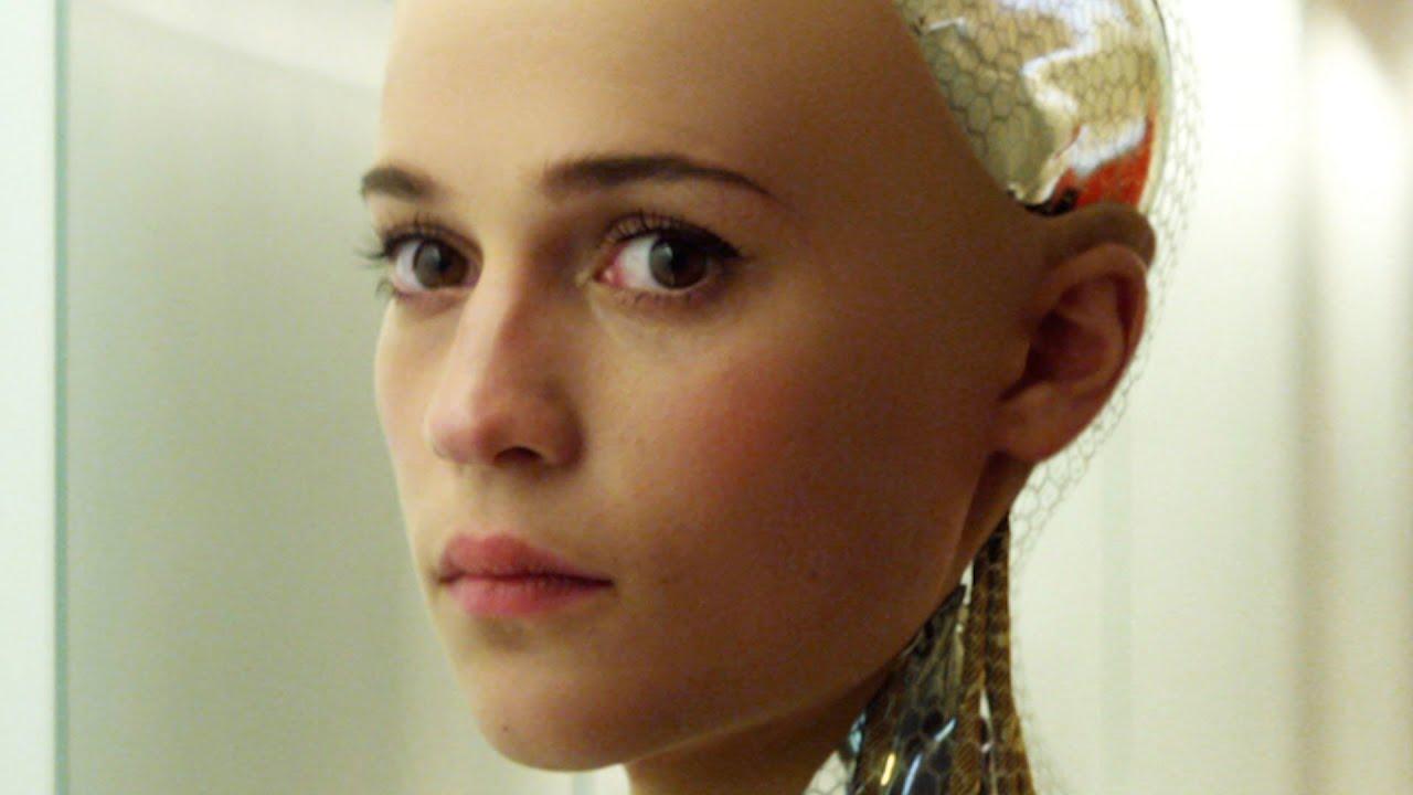 sci-fi films ex machina