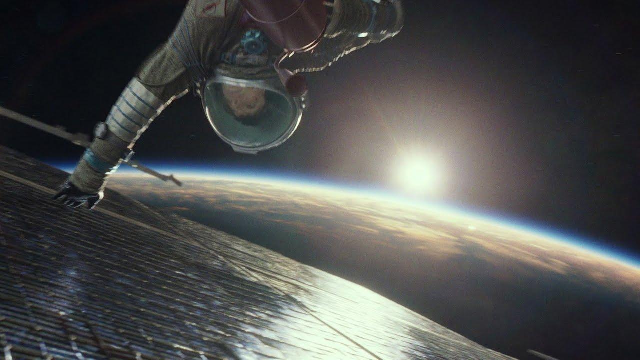 sci-fi films gravity
