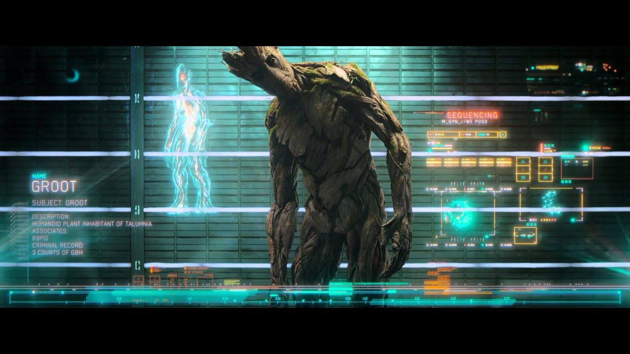 sci-fi films guardians of the galaxy