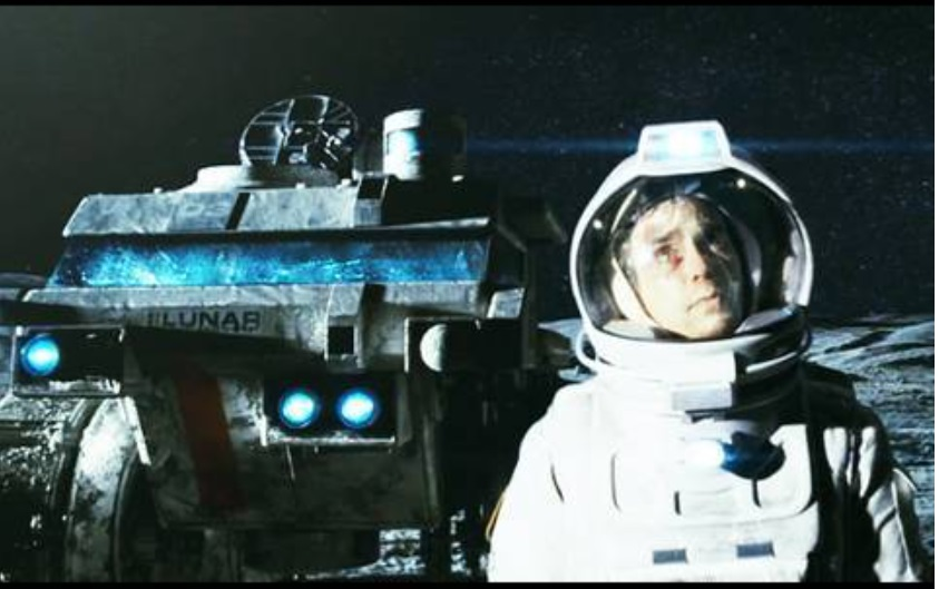 sci-fi films the moon