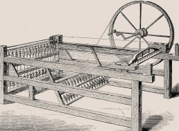 James Hargreaves: The Inventor of the Spinning Jenny