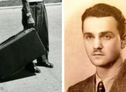 Who Actually Invented the Wheeled Suitcase?