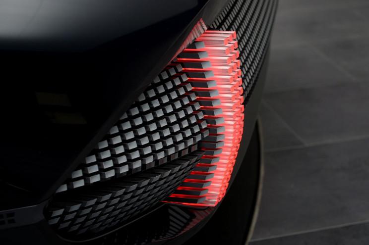 Hyundai Unveils Joystick Controlled Sensuous Electric Vehicle