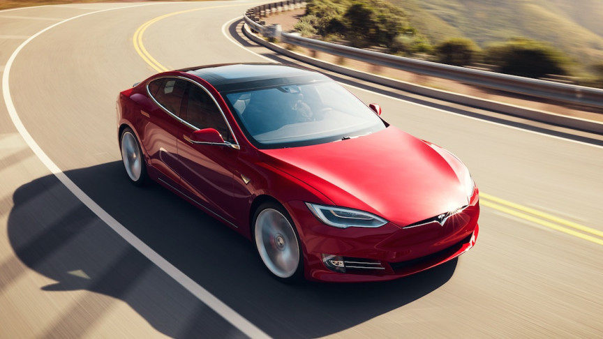 Tesla Model S Running 'Plaid' Powertrain Broke the Four-Door Record in R&D Test