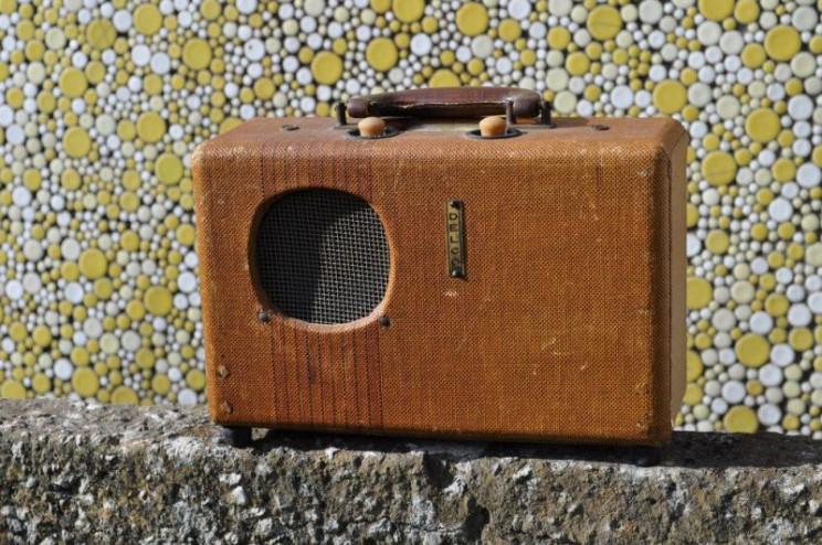 homemade gadgets radio speaker