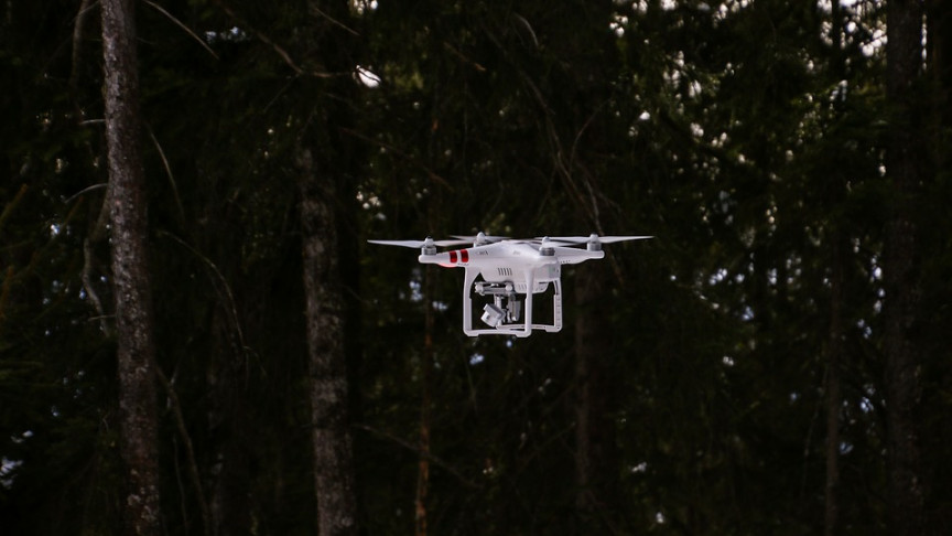 A Team From NUI Galway Created A Drone For Diabetes Patients