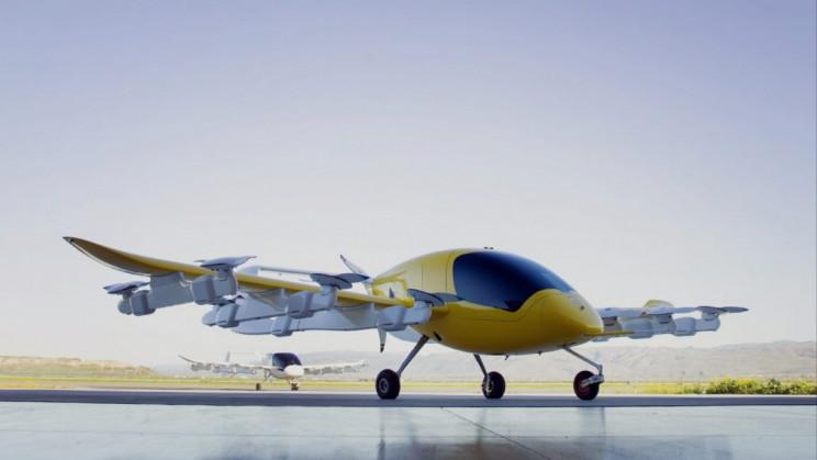 Kitty Hawk Boeing