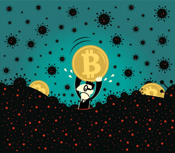 investor saving bitcoin