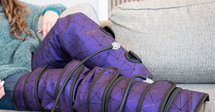 This 7-in-1 Circulation Enhancing Massager Provides All the Muscle Relief You Could Ever Need