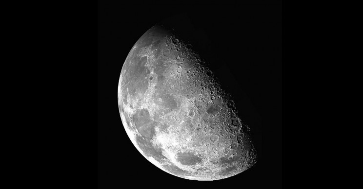 There Is Water on Moon's Sunward-Facing Surface, Says NASA