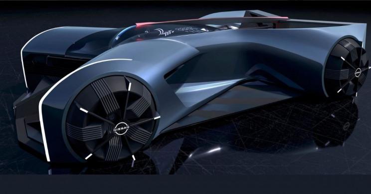 Nissan GTR-X Final Design 0