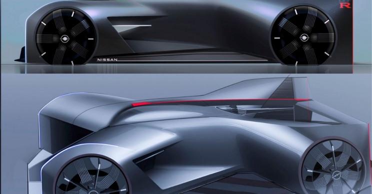 Nissan GTR-X Final Desing 1