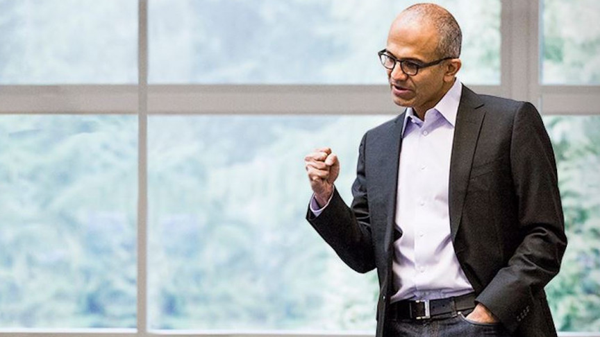 Microsoft's CEO, Satya Nadella, Received a 66% Raise This Past Fiscal Year