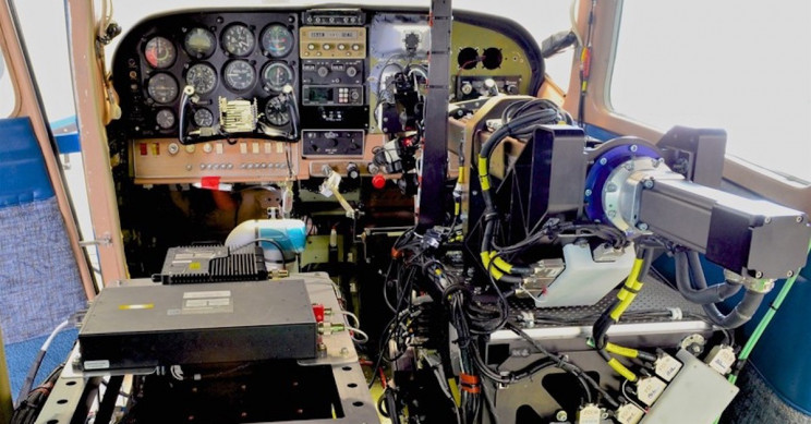 Robotic Pilot with License Takes to the Skies as It Handles Flight Controls Solo