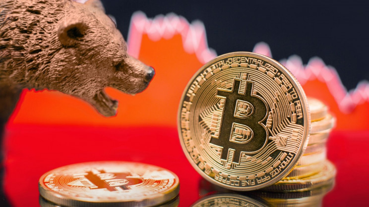 Bitcoin Tips Below $32K, Losing Half Its Value in a Single Month