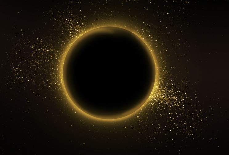 "A Black Hole's Core Could be a Strange ""Planck Star"""