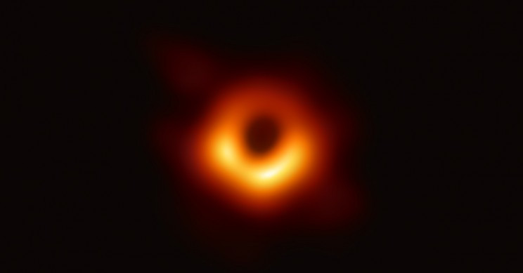 Polarized Light Reveals New Details in First Black Hole Image