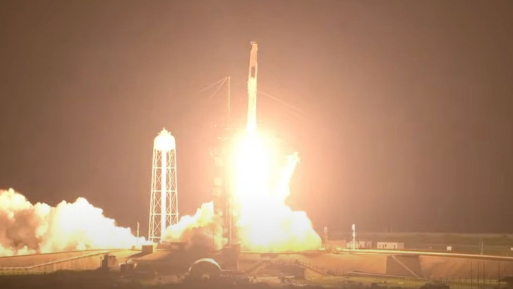 SpaceX Successfully Launches Crew-2 Mission for NASA