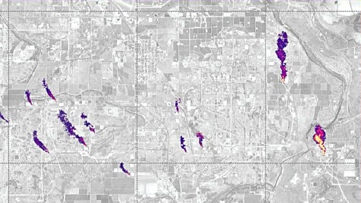 The Basin Between Texas and New Mexico Leaks Heaps of Methane, NASA Finds