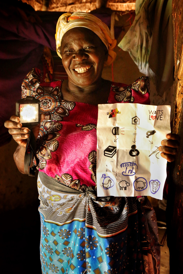 Portable Solar Light Helps Women Get Out of 'Sex for Fish'