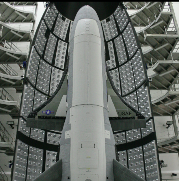 US X-37B Aircraft Could Carry Nuclear Warheads, Says Russia