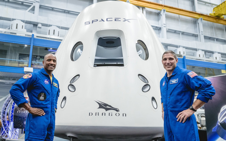 Valve Leak Caused SpaceX's Dragon Crew Capsule Explosion