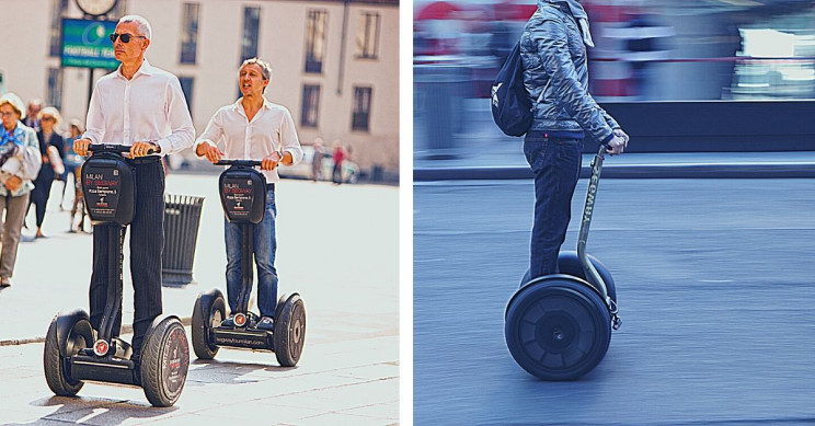 Segway Halts Production of Iconic Scooter After 19 Years