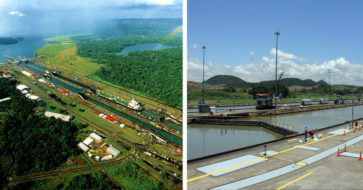 The Panama Canal: A story of blood, sweat and rebellion