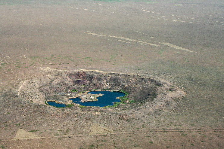 The Birth Of The Atomic Age 7 Nuclear Test Sites Abandoned Today