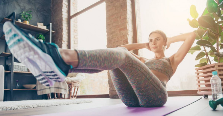 Get Fit and Healthy with these Live and On-Demand Classes