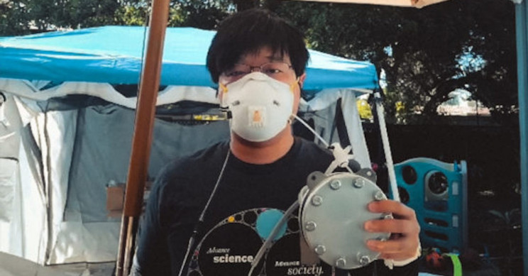 Stanford Engineers Re-Engineer the N95 Face Mask to Provide More Oxygen